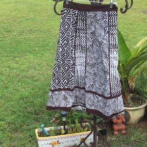 🌻Amazing Cato Size 16 W Fun Summer Skirt 🌻